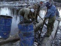 Разлив нефти на Сахалине – подробности