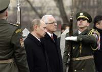 Россия и Чехия разошлись в визовом вопросе