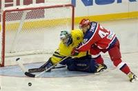 Хоккей: Канада и Швеция с трудом заметили соперников