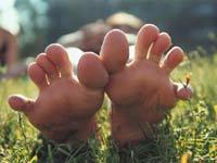 Ревнивец откусил жене палец на ноге