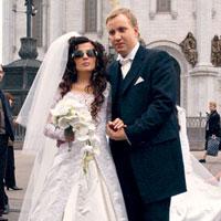 Диана с мужем Петром