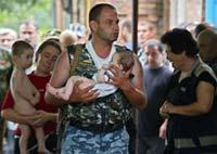 Бесланскую школу захватили наркоманы по заданию Басаева и
