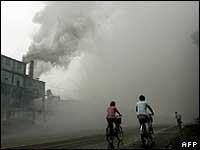 Китай начинает экологическую пятилетку