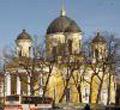 Рыбинск: Спасо-Преображенский собор открылся для верующих