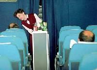 Запретят ли алкоголь в самолетах?