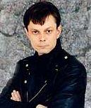 Максим Миронов, автор романа