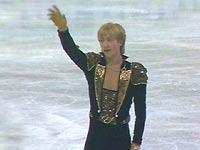 Олимпийские чемпионы на льду Лужников: