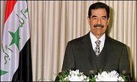 Cаддам Хусейн предсказал 11 сентября