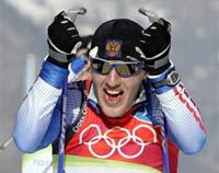 Лыжники растянулись по марафонской дистанции