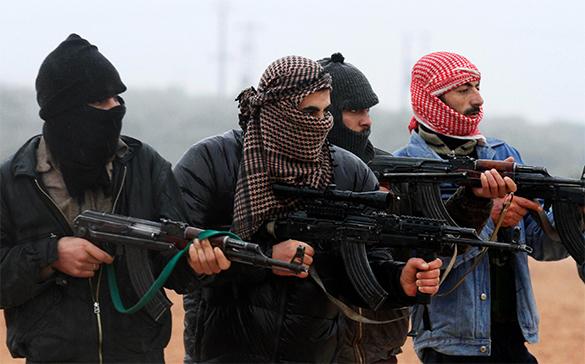 Боевики ИГИЛ применили химоружие недалеко от Багдада. Есть пострадавшие