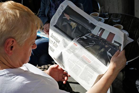 Украинские СМИ распространили сообщение фейковой Натальи Поклонской