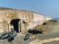 Вандалы разукрасили форт Владивостокской крепости