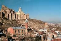 Тбилиси обвинил Россию в покушении на территориальную