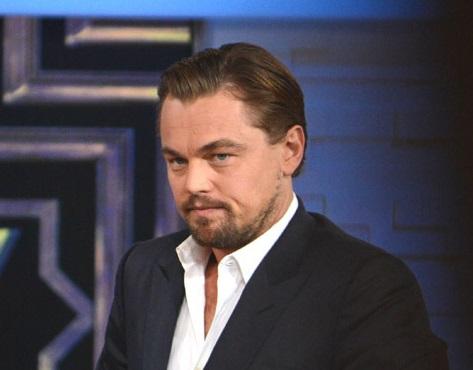 Леонардо Ди Каприо переквалифицировался из актера в рэпера