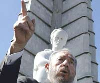Ф.Кастро не болен раком и скоро воцарится вновь