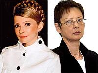 Лавры Тимошенко Хакамаде не светят