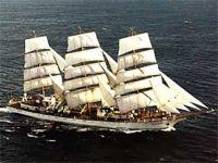 «Паллада» и «Надежда» примут участие в фестивалях парусных судов