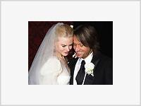 Пышная свадьба Николь Кидман