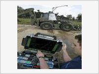 В Великобритании создали радиоуправляемый экскаватор