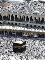 Мусульмане едут поклониться священному камню и пророку