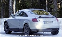 Дамская мечта – Audi TT 2007 (шпионские фото)