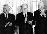 Лукашенко оспорил право Шушкевича подписать Беловежские