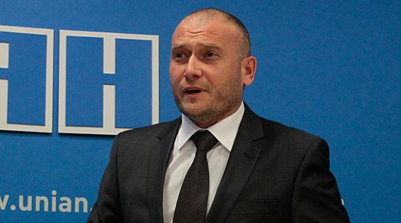 Дмитрий Ярош пообещал утопить Украину в крови