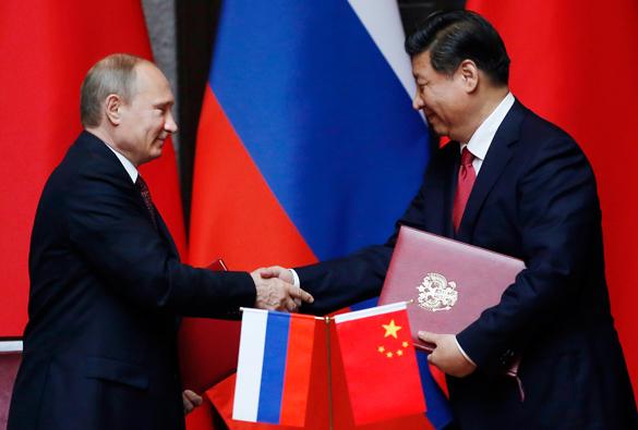 О чем договорились Россия и Китай