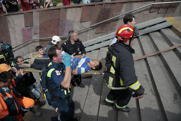 Трагедия в метро: авария или теракт? - Глобальные - Правда.Ру