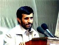 Президент Ирана бросил Бушу