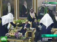 В Катаре Путин поговорит об Ираке
