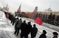 Коммунистам все тяжелее собирать многолюдные митинги без помощи