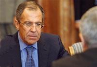 Лавров обвинил Грузию в попытке развязать войну в Южной Осетии