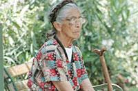 Умерла самая пожилая женщина на планете