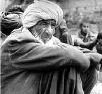 110-летний араб поменял жену из-за непригодности