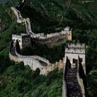 Великую китайскую стену ученые обмерят впервые