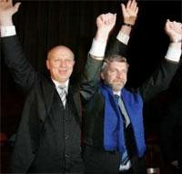 Белорусская оппозиция продолжает