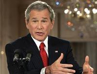 Джордж Буш: вывод войск из Ирака «придаст смелости «Аль-Каиде»»