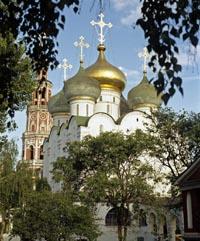 Новодевичий монастырь: граница на замке
