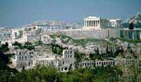 Сокровища афинского Акрополя соберут в одном музее