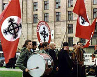 Либерально-фашистское шоу в Перми: кто заказчик?