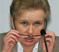 Глава ЦИК Белоруссии объясняет поддержку Лукашенко внешней