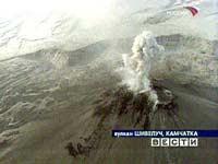 Оживший вулкан скрыл посёлок под пеплом