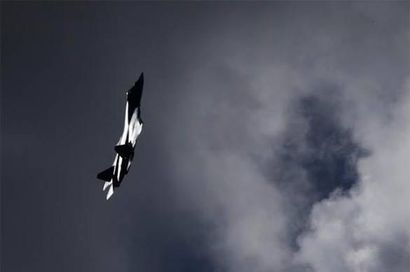 Самолет-разведчик США снова рвется к границам России