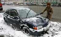 Оттепель в Москве в пятницу сменится морозами