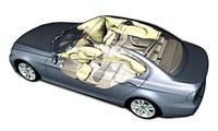 Какие подушки безопасности установлены на вашей машине?