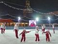 Лучшие фигуристы выступят на Красной площади