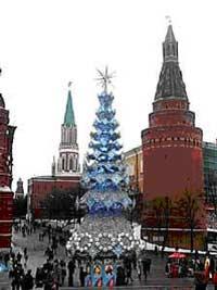 В Кремле открывается Всероссийская новогодняя елка
