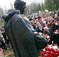 В Британии считают перенос памятника Воину-Освободителю позорным