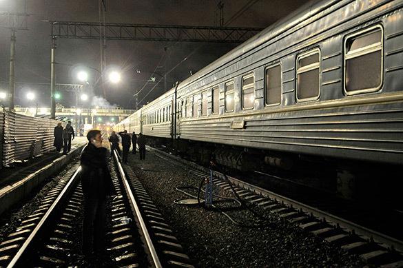 Из-за отравления 16 детей сняты с поезда и госпитализированы в Смоленске